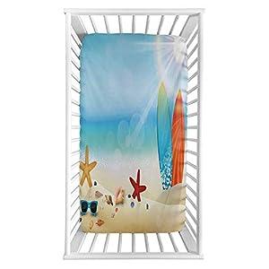 41s3BusYddL._SS300_ Nautical Crib Bedding & Beach Crib Bedding Sets