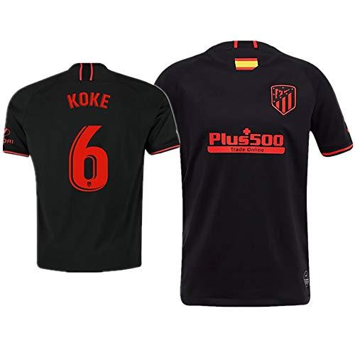 WenZi Camiseta de Fútbol Personalizada para Niños Hombres Cualquier Nombre y Número - 2019/2020 (Home & Away) Camiseta de Fútbol Pantalones Cortos Calcetines Conjunto de Chándal