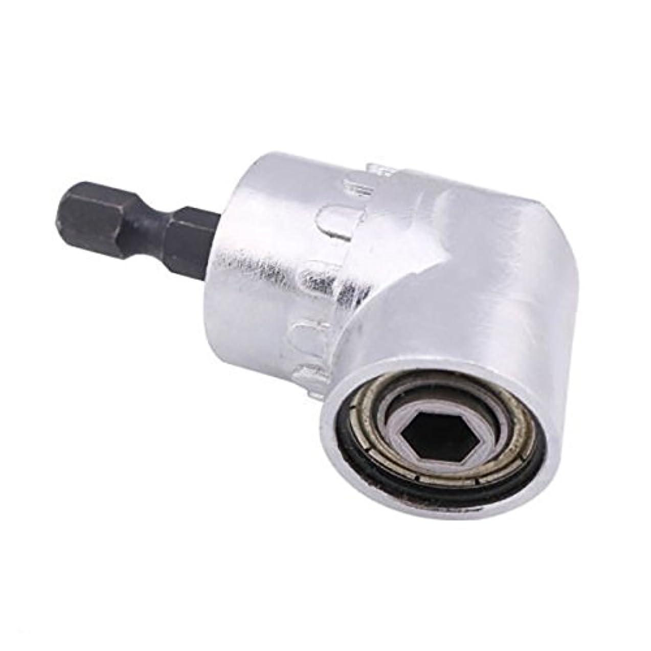マイルストーンひねりメンバーMIRAIS ドライバー 角度 調整 アタッチメント 六角 電動 工具 対応 取り付け 拡張 角度 105度 MR-MXT-488A