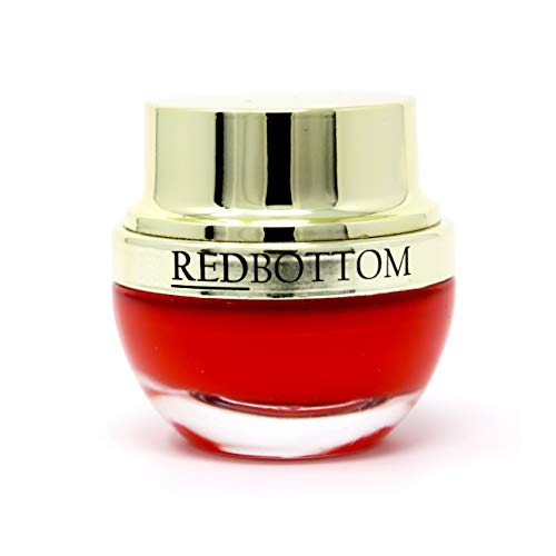 LuxDR REDBottom Rx Signature Louboutin Red Sole Luxury Restoration Paint for CL Women Heels, Pumps, Men, Shoes, Loafers, Walk and Dance Protection - ReVive, RePlenish, ReStore. Large 30ml MADE IN USA