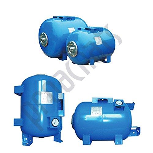 Druckkessel Druckbehälter 150L Membrankessel Hauswasserwerk - Universal stehend liegend