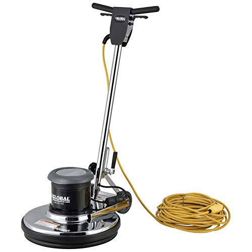 Affordable Corded Floor Machine, Dual Speed, 20 Cleaning Width