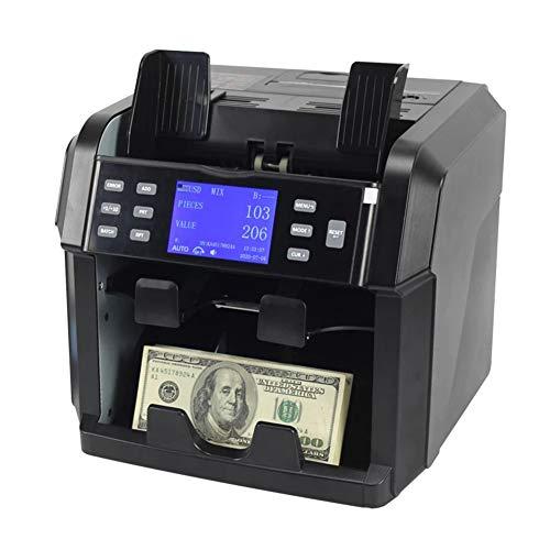 Contador De Monedas Con Impresora Marca Dybory