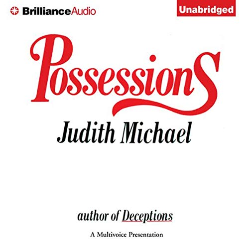 Possessions audiobook cover art