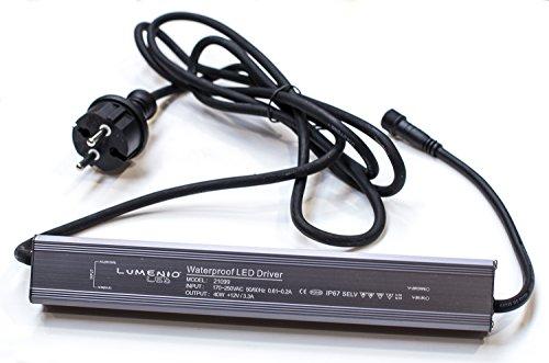 Ersatz Netzteil für LUMENIO LED Baum beleuchteter Weihnachtsbaum mini maxi