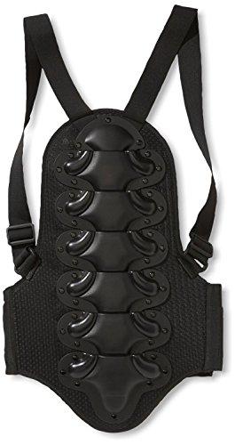 Protectwear RP-2-S Rückenprotektor 2 für Erwachsene, Größe S, Schwarz
