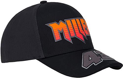 Jack Miller Baseball Cap Black
