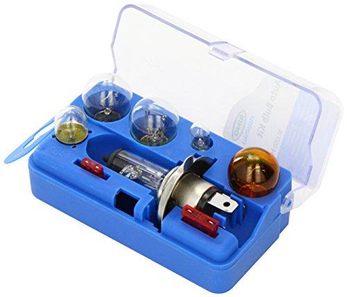 12V H4 bombillas de repuesto - caja de 8 unidades