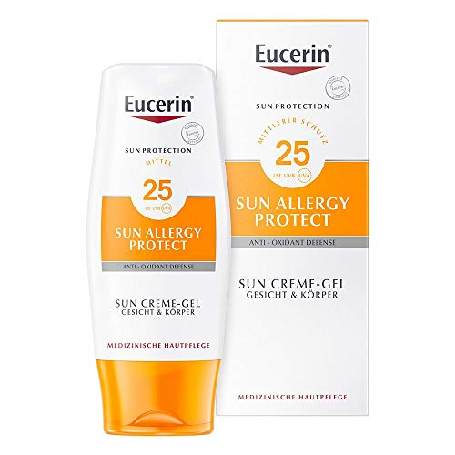 Eucerin Sun Allergy Protect Sun Creme-Gel LSF 25, 150 ml Creme