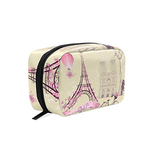 Trousse de maquillage Paris Landmark Cosmetic Pouch Clutch