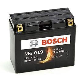 Bosch 0 092 M60 190 Batterie 2Roues M6 Agm