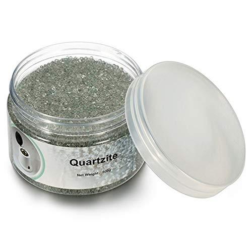 Gfhrisyty 500G Perle Disinfezione Al Quarzo Con Sabbia Per Strumenti Di Disinfezione Per Parrucchieri E Bellezza