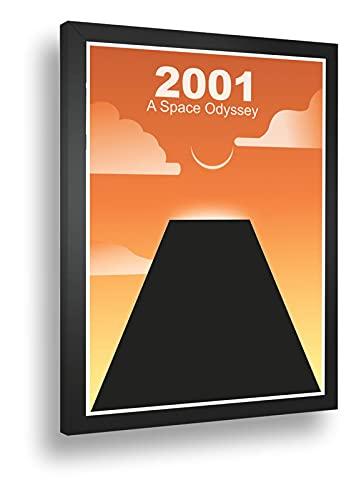 Quadro Decorativo Poster 2001 Uma Odisseia No Espaço