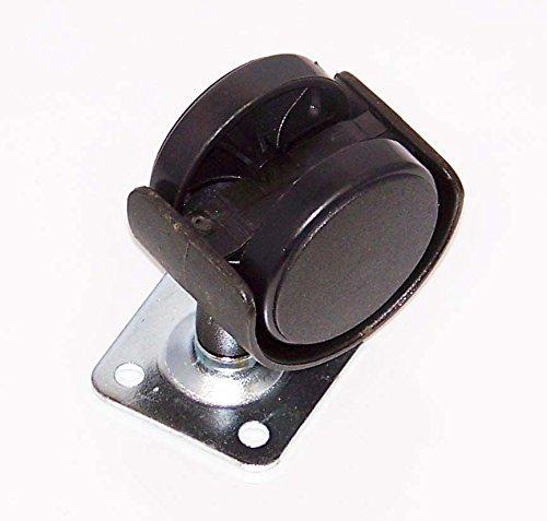 OEM Haier Air Conditioner AC Caster Wheel Foot Originally For Haier CPN10XH9, CPN11XCJ, CPN12XC9, CPN12XH9