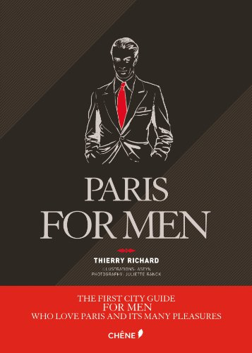 Image of Paris for Men (Les guides du Chêne)
