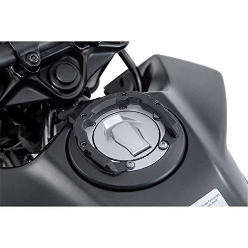 SW-MoTech Zubehör Motorrad-Tankrucksack Quick Lock Quick-Lock PRO Tankring TRT.00.787.17000/B 6-Loch für KTM, Unisex, Multipurpose, Ganzjährig, Polyamid, schwarz