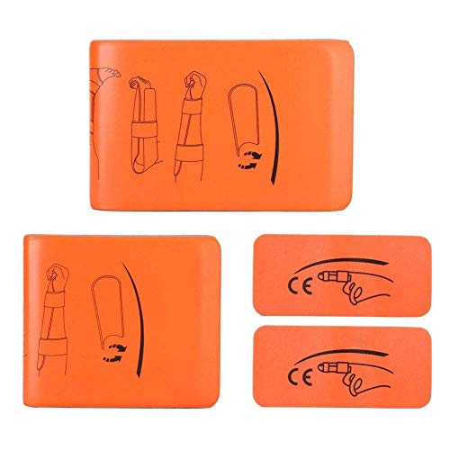 BLLBOO fingerschiene-3 stücke Notfall Erste Hilfe Fraktur Fixierte Schienbeinstütze Stützschiene Rolle for Armbein Finger