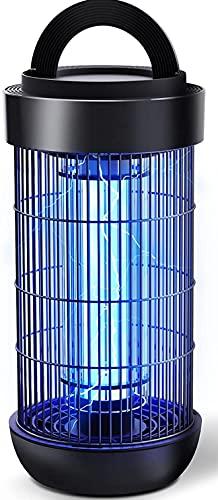 FLASHVIN Lampe Anti Moustique, 4000V UV Destructeur dinsectes, 18W étanche Piege a Moustique, Efficace Contre Les Mouches, idéal pour intérieur et extérieur