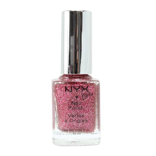 NYX NGP248 - Esmalte de uñas, color rosa