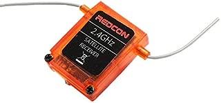 BephaMart Redcon 2.4G DSM2 DSMX Satellite Receiver with Code Key for JR Spektrum Transmitter