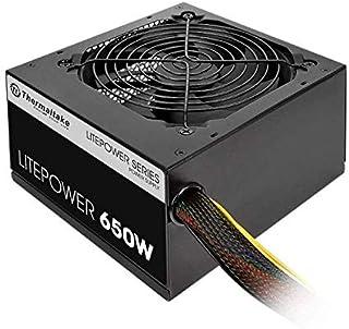 Thermaltake PS-LTP-0650NPCNUK-2 Litepower/650W/Non Modular/ATX 2.3 & EPS/A-PFC/12cm/EU/Non 80PLUS Black