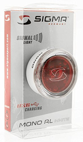 Sigma Sport Mono Taillight, White