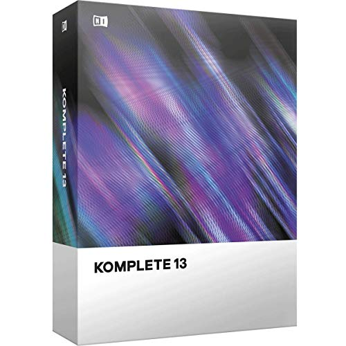 Native Instruments Komplete 13 Upgrade from Komplete Select