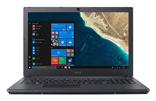 "Acer TravelMate P2 Business Laptop, 15.6"" FHD, Intel Core i5-8250U, 8GB DDR4, 256GB SSD, 8 Hrs Battery, Win 10 Pro, TPM 2.0, Mil-Spec, Backlit Keyboard, TMP2510-G2-M-56AT"