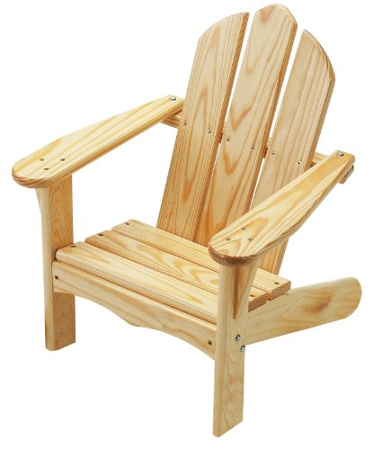 Little Colorado Child's Adirondack Chair- Unfinished
