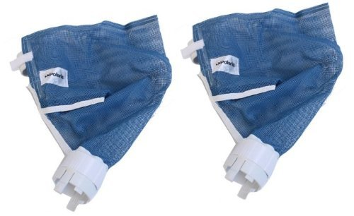 Great Features Of 2) POLARIS 9-100-1012 360/380 Swimming Pool Leaf Bag Replacement 91001012 OEM