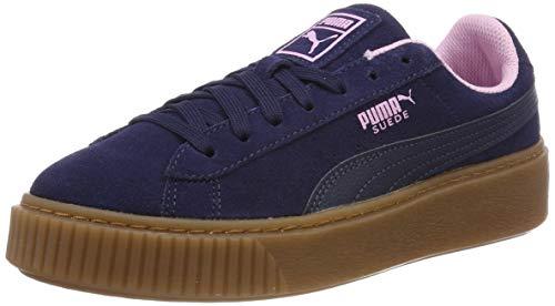 Puma Suede Platform Radicals Jr Sneakers voor meisjes