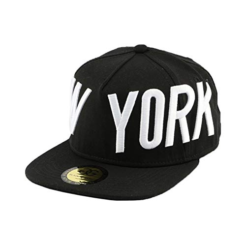 Coke Boys Snapback Noire New York - Mixte