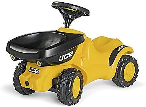 producto de calidad Rolly Toys JCB Minitrac Dumper, amarillo by by by Rolly  Esperando por ti