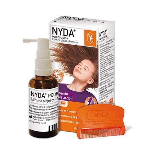 NYDA Shampoo - 400ml