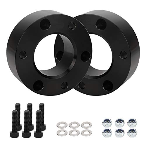 DEEN 3  Leveling Lift Kit for 2007-2019 Silverado 1500 2007-2019 Sierra 1500(2WD 4WD),3 inch Forged Front Strut Spacers Suspension Lift Leveling Kits