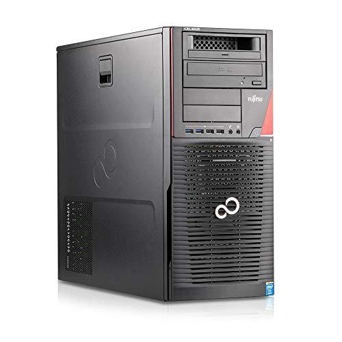 Fujitsu Celsius M740 Workstation (E5-1620 v3 3.5GHz, 16GB, 500GB SSD + 500GB HDD, K2200 4GB) + Win 10