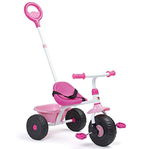 Triciclo Infantil Molto Urban Trike 3 en 1 (Rosa)