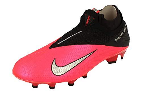 Scarpe Calcio Nike Phantom Vision 2 Elite FG Future Lab Pack Rosso 41