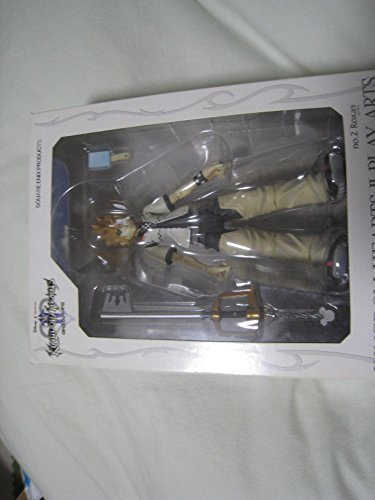 ABYSSE CORP - KINGDOM HEARTS - Play Arts Action Figure ROXAS