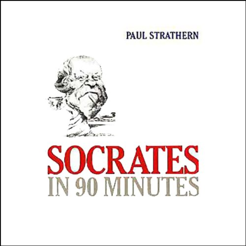 Socrates in 90 Minutes  audiobook cover art