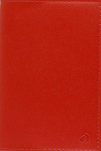 Geschäftbus Prestige Taschen-Terminkalender Soho 2018 Rot: Agenda Planing: 1 Woche auf 2 Seiten. 13 Monate: Dezember bis Dezember. Von 7.00 Uhr bis 21.00 Uhr. Mit Adressenverzeichnis