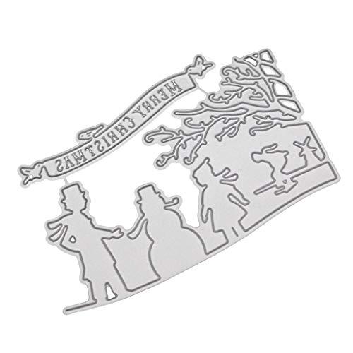 Lagand metalen stansvormen sjabloon voor doe-het-zelf scrapbooking papier kaartjes reliëf handwerk decor zwarte vrijdag