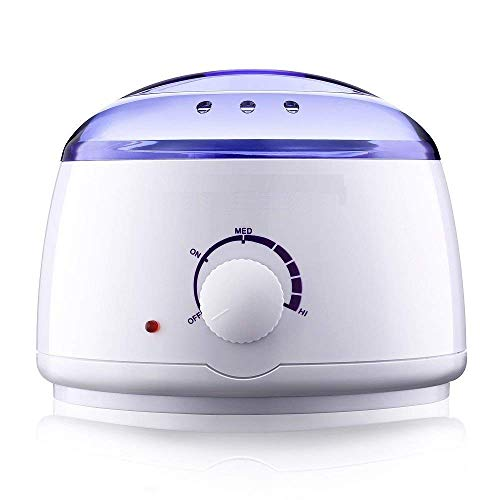 Concepta Warmer Hot Wax Heater for Hard, Strip and Paraffin Waxing, Wax Heater For Waxing Automatic, Wax Heaters, Wax Machine Heater, Wax Machine For Women (Multicolored)