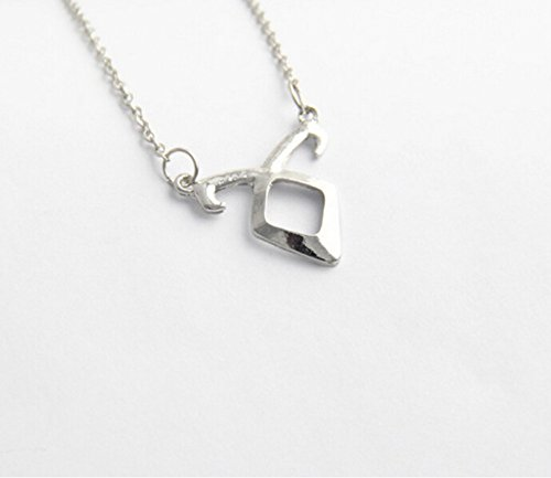 Fresh Me Jewelry® – Film Serie Jewelry Angelic Power Rune inspirierte Halskette The Mortal Instruments City of bones- fmjn0272uk