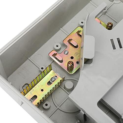 Caja de terminación, Caja de terminales óptica, Lluvia para colocar equipos de división óptica de división de fibra