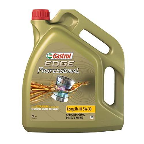 Castrol 157EA5 Edge Professional LL III 5W-30, 5 Litri