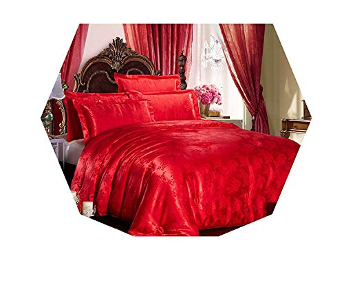 Amazing Deal 2020 Natural/Mulberry Silk Comforter King Queen Twin Size Summer & Winter Duvet/Blanket...