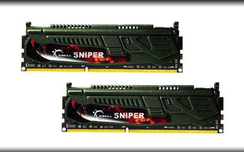 G.Skill F3-2400C11D-16GSR Arbeitsspeicher 16GB (2400MHz, CL11) DDR3-RAM