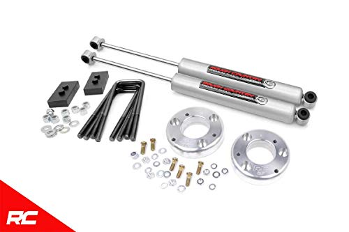Rough Country 2' Leveling Kit Fits 2015-2019 [ Ford ] F150 w/ N3 Shocks Suspension System 554.20