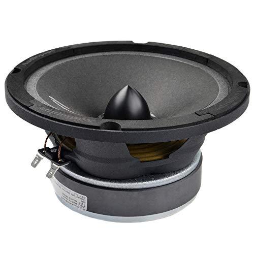 Audiopipe 6' 250W Low Mid Frequency Loud speakers APMB-6-B FULL RANGE